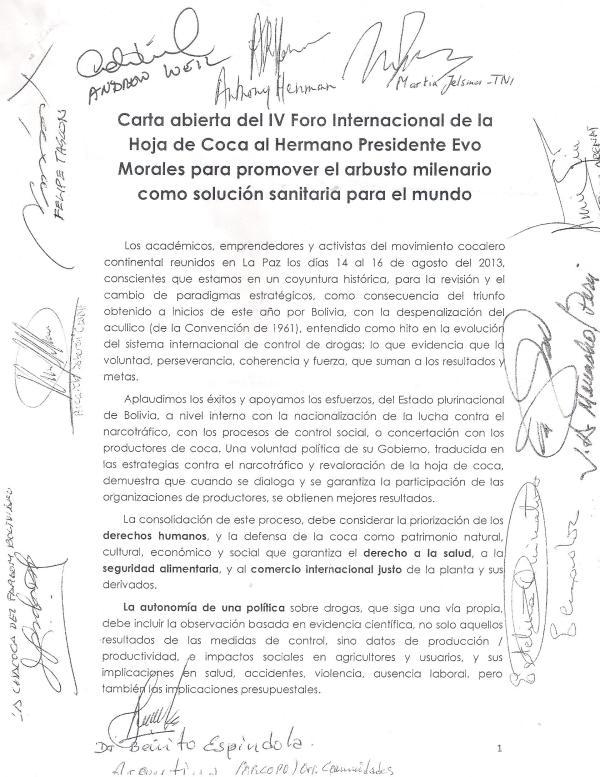 Carta Evo 1